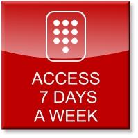 Sture4u Ltd 7 days a week access