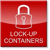 Lock up container storage in Redditch
